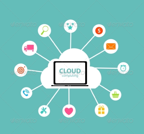 Cloud Computing Concept on Different Electronic De - Web Technology