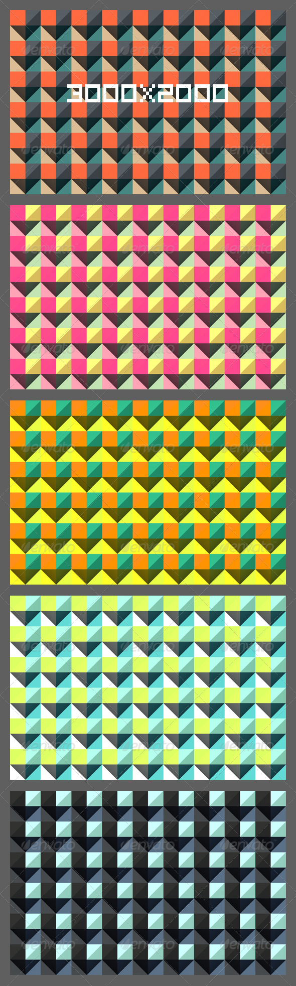 Geometric Background - Backgrounds Graphics