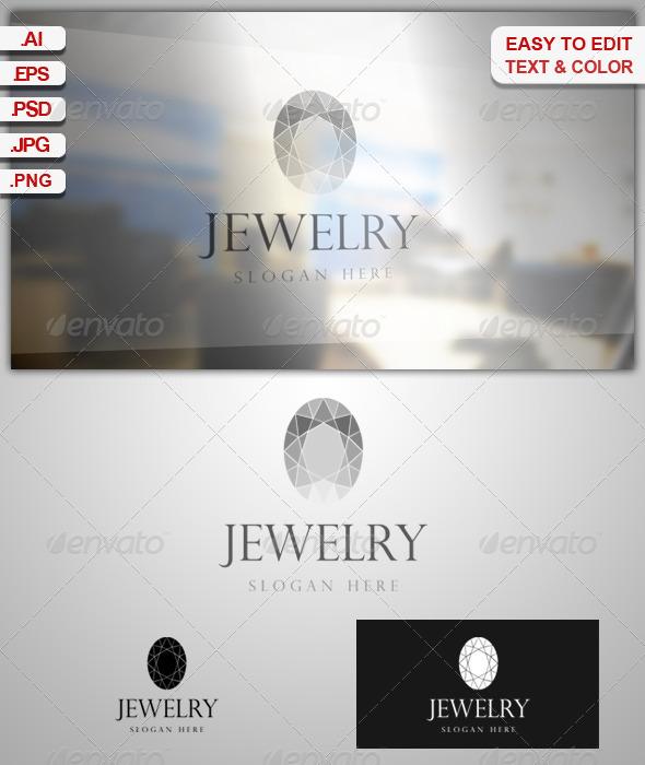 Jewelry - Objects Logo Templates