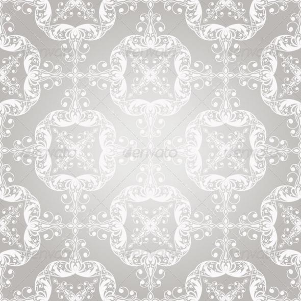 Lace Seamless Pattern - Patterns Decorative