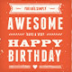 Grunge Vintage Birthday Cards - GraphicRiver Item for Sale