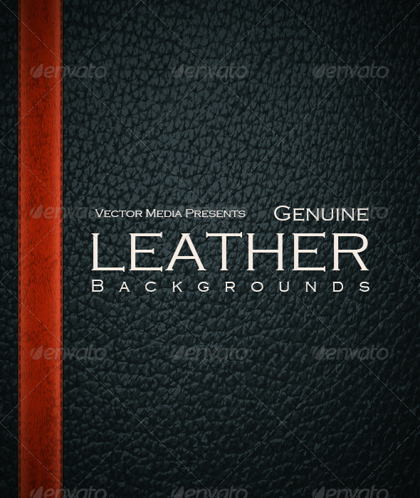 Genuine Leather - Backgrounds - Business Backgrounds