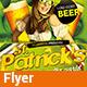 St. Patrick's v01 - Flyer - GraphicRiver Item for Sale