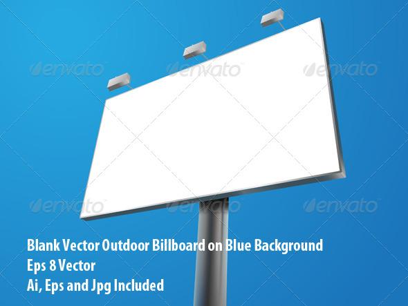 Bilboard - Objects Vectors