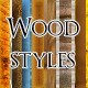 Original Wood Text Styles - GraphicRiver Item for Sale