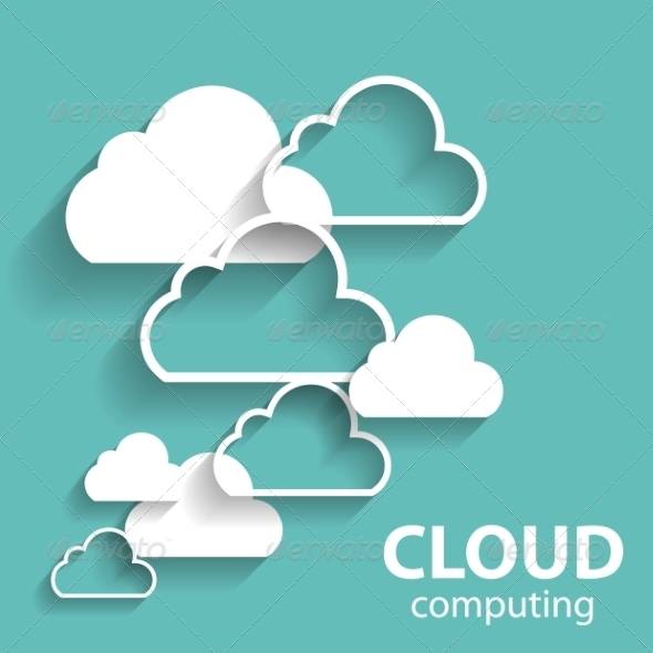 Cloud Computing Concept on Different Electronics - Computers Technology