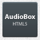 AudioBox - HTML5 Music Player