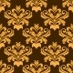 Damask Style Seamless Pattern - GraphicRiver Item for Sale