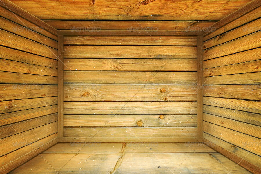 Wooden Box Backgrounds By Mkrukowski Graphicriver