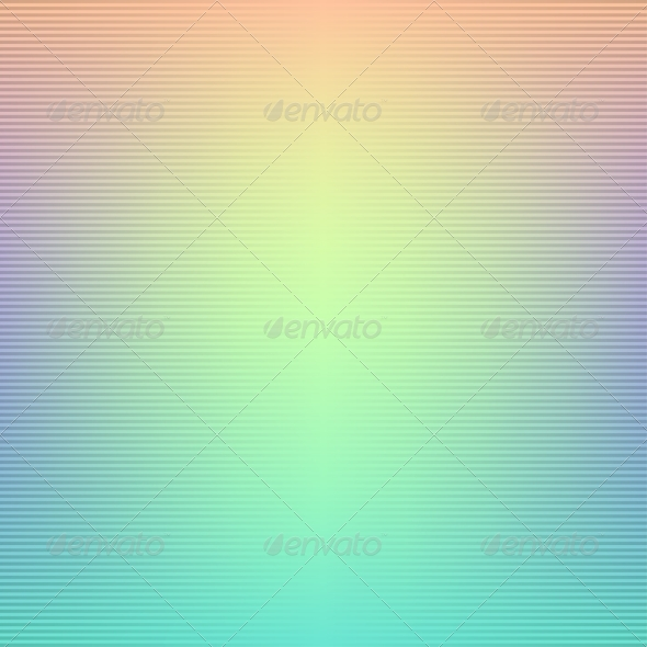 Abstract Retro Striped Background - Backgrounds Decorative