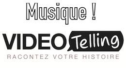 Musiques sélectionnées par VideoTelling