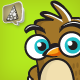Owleet - Illustrative Owl Mascot Logo For Your Biz - GraphicRiver Item for Sale