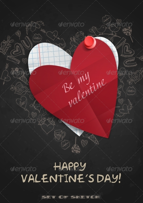 Valentines Day Symbol's - Valentines Seasons/Holidays