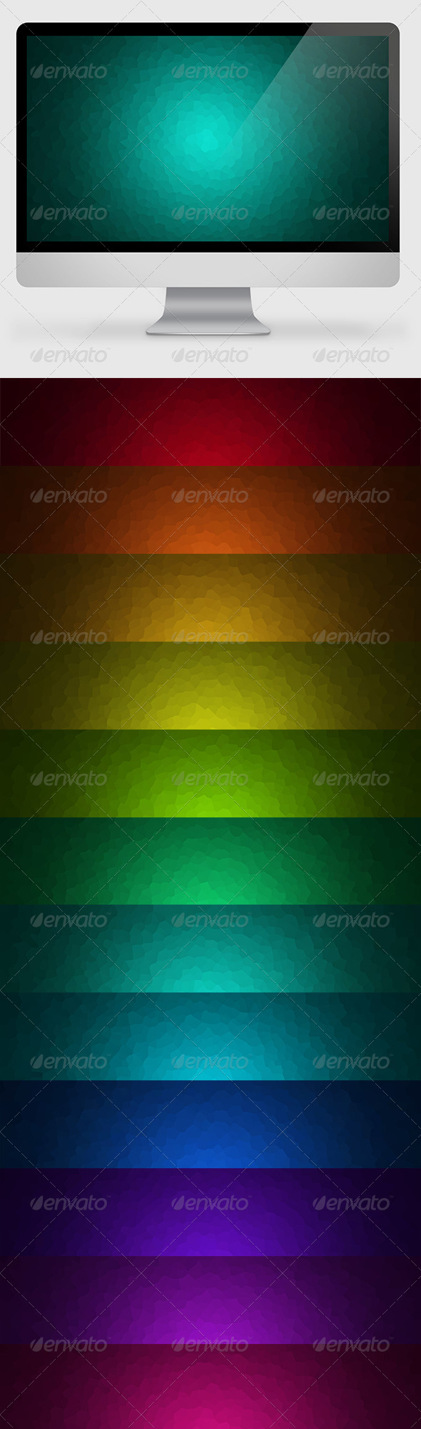 Abstract Colored Backgrounds/Wallpapers - Abstract Backgrounds