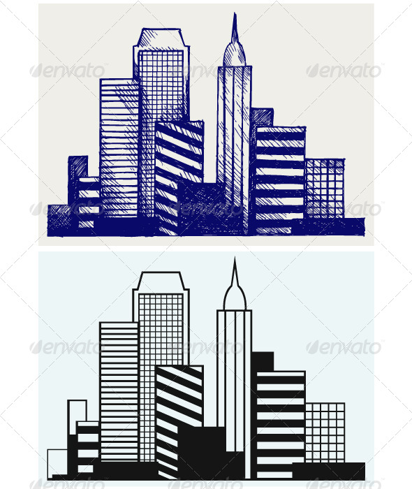Urban Cityscape - Concepts Business