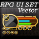 RPG UI Set - GraphicRiver Item for Sale