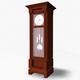 Classic Clock 12011 - 3DOcean Item for Sale