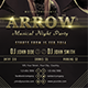 Arrow Flyer Template-03 - GraphicRiver Item for Sale