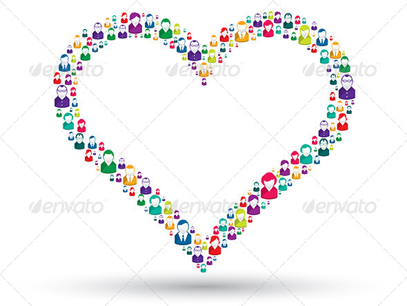 Social Heart - Communications Technology