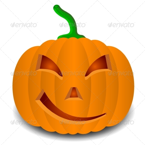 Pumpkin for Halloween - Halloween Seasons/Holidays