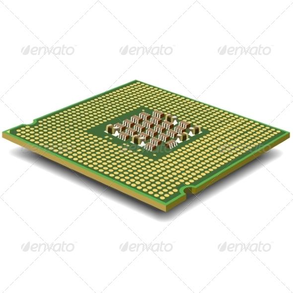 Computer Micro Processor - Computers Technology