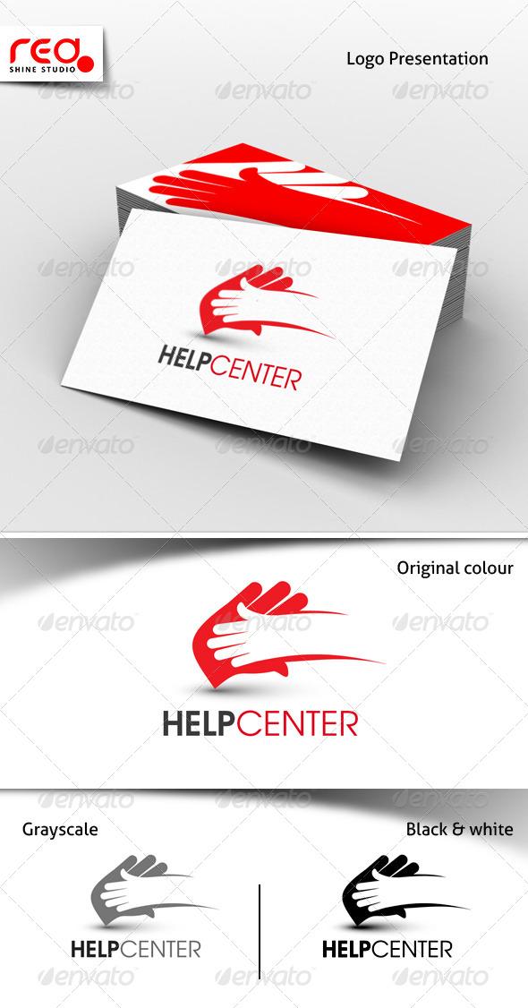 Help Center Logo  - Symbols Logo Templates