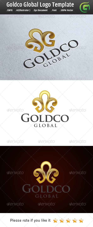 Glodco Global Logo - Symbols Logo Templates
