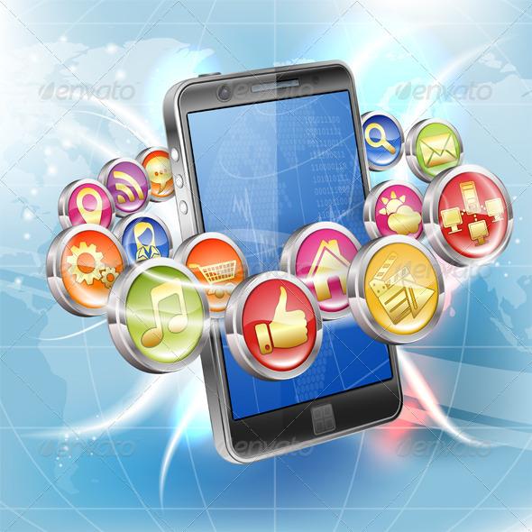Business Concept - Technology Conceptual