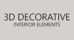 3D DECORATIVE