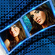 Model & Actress Facebook Timeline Cover Photo - GraphicRiver Item for Sale