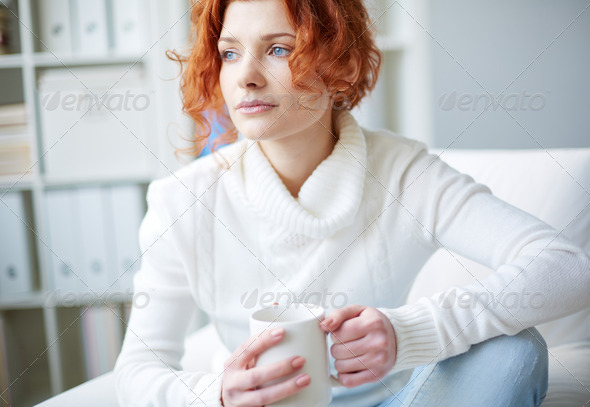 Contemplation - Stock Photo - Images