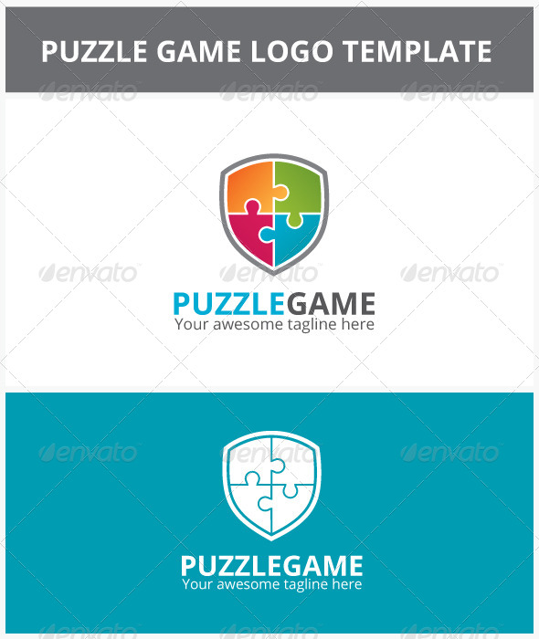 Puzzle Game Logo