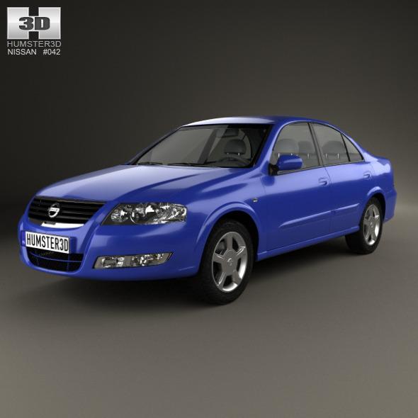 Nissan Almera (B10) Classic 2012