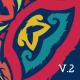 Complex Lai Thai Wreath V2 - GraphicRiver Item for Sale