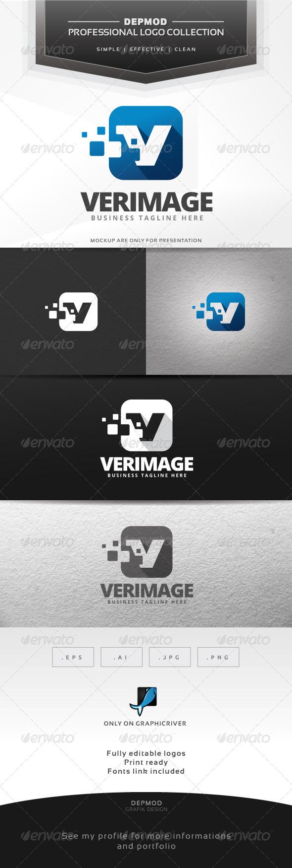 Verimage Logo - Letters Logo Templates