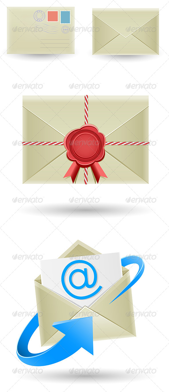 Envelope  - Communications Technology