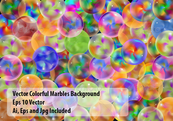 Marbles Background - Backgrounds Decorative