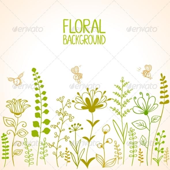 Floral - Flowers & Plants Nature