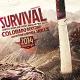 Survival Flyer / Outdoor, Hiking, Trekking - GraphicRiver Item for Sale