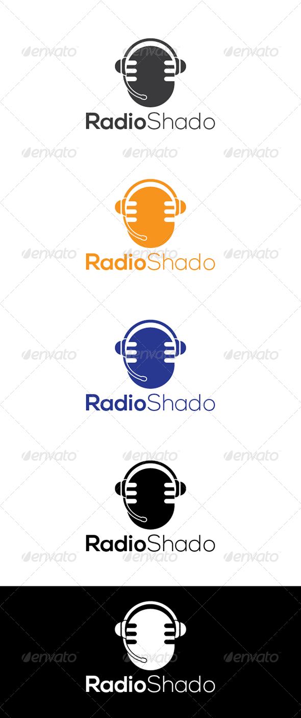 RadioShado - Logo Templates
