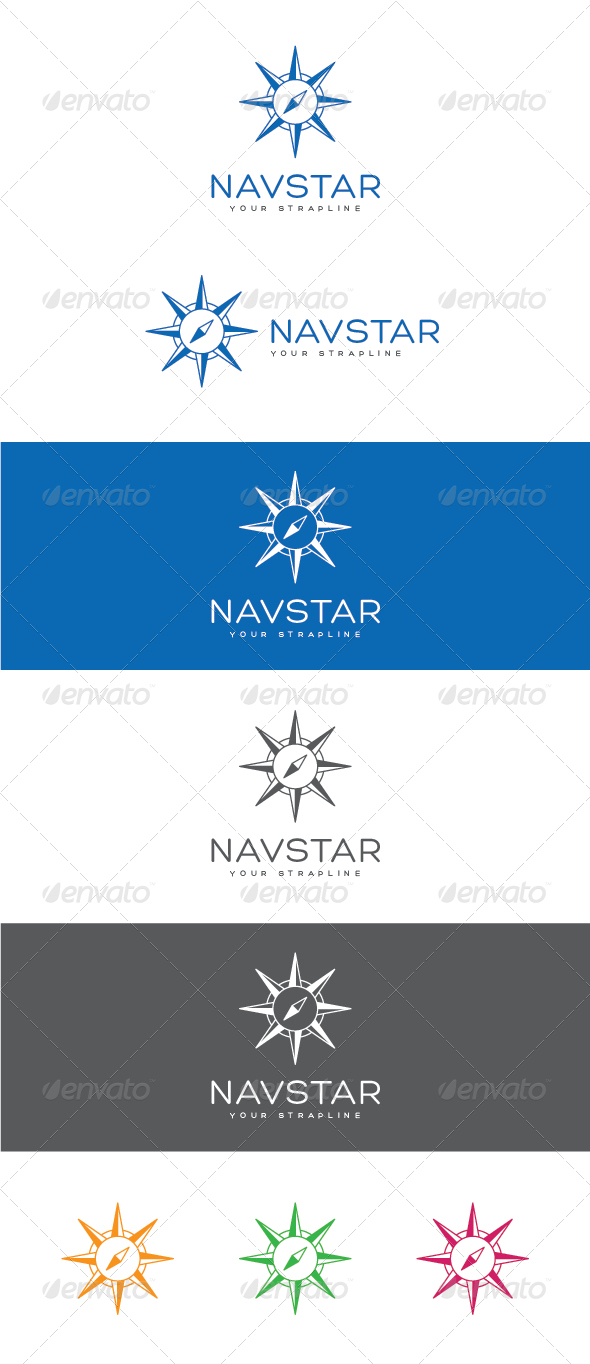 Navstar Logo - Symbols Logo Templates