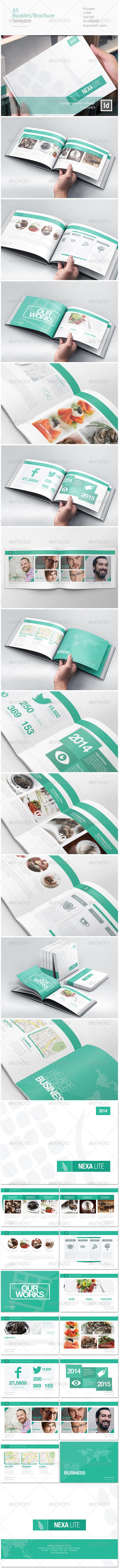 A5 Booklet / Catalogue / Brochure - Corporate Brochures