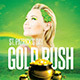 Saint Patrick's Day Gold Rush Event Flyer Template - GraphicRiver Item for Sale