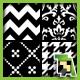 Black & White Fashion Patterns