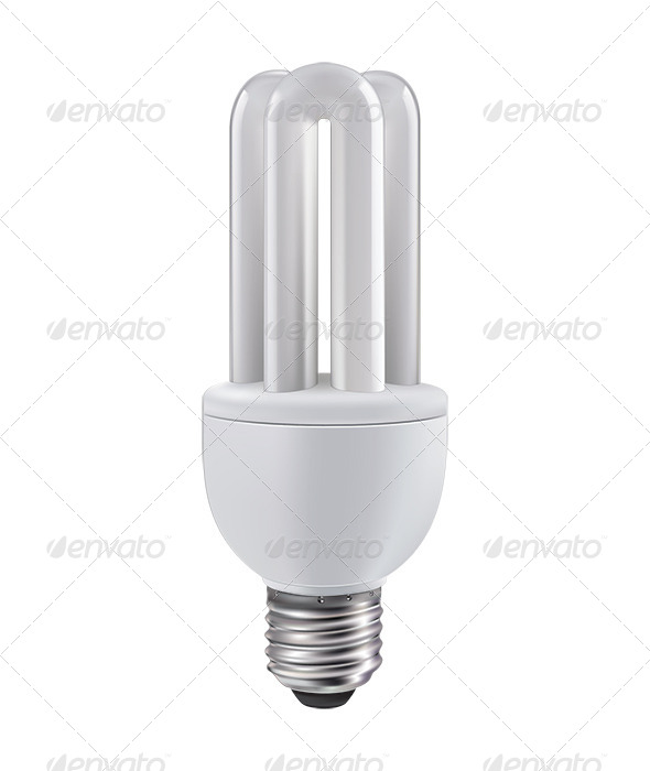 Electric Bulb - Man-made Objects Objects