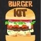 Burger Kit - GraphicRiver Item for Sale