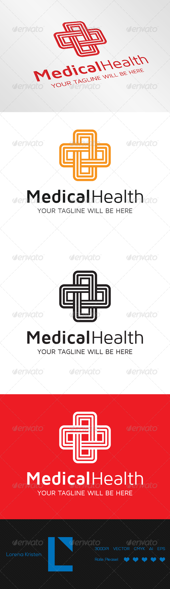Medical Health - Logo Templates