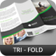 Creative Corporate Tri-Fold Brochure Vol 9 - GraphicRiver Item for Sale