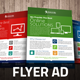 Multipurpose Business Flyer Template Vol.6 - GraphicRiver Item for Sale