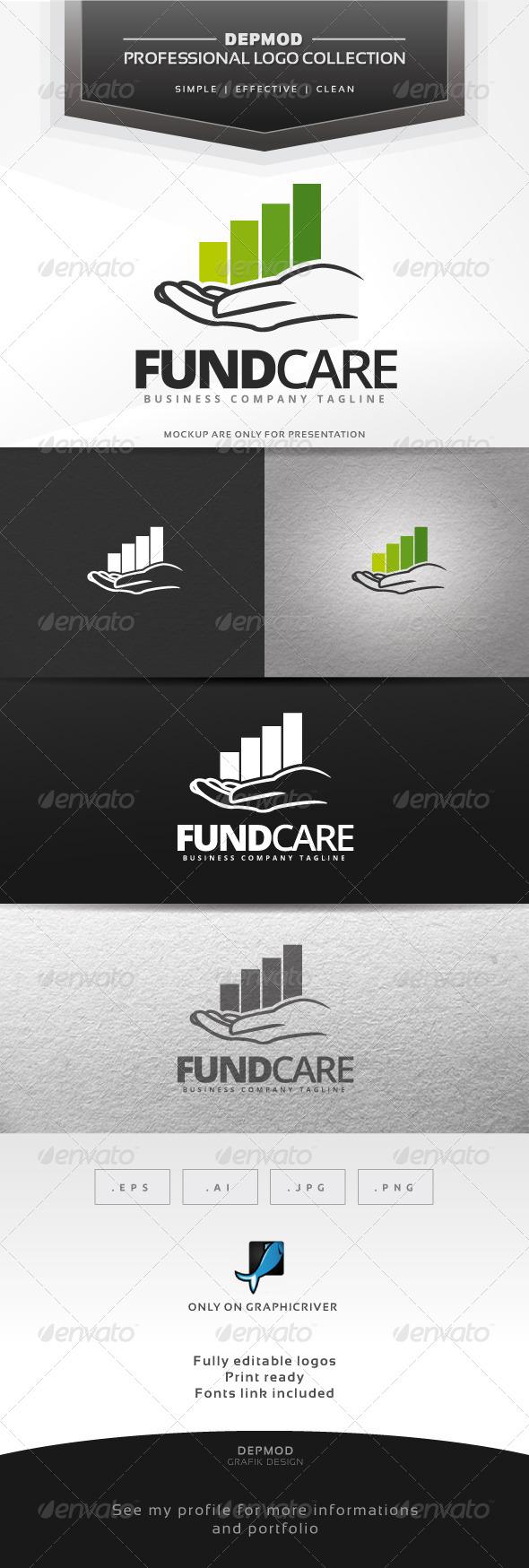Fund Care Logo - Symbols Logo Templates